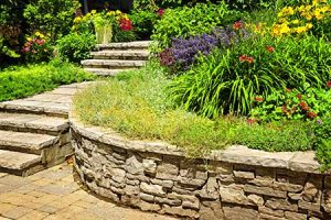 retaining walls beautify and protect your landscape