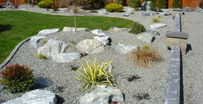 Use Rockscape to Beautify Your Garden