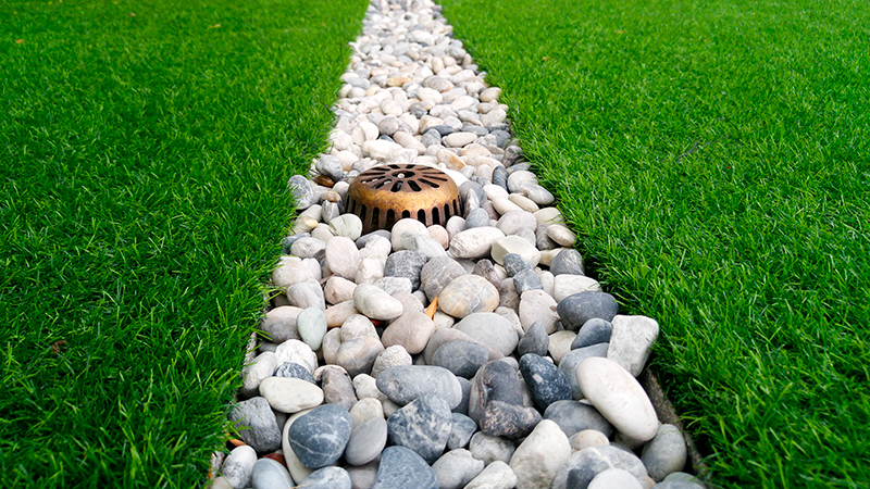 The Top Benefits of Installing a Home Drainage System are Safe, Neat, and Healthy Yards